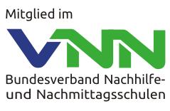 Mitglied VNN - Bundesverband der Nachhilfe- und Nachmittagsschulen e. V.